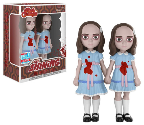 Funko The Shining Rock Candy The Grady Twins Exclusive Vinyl Figure