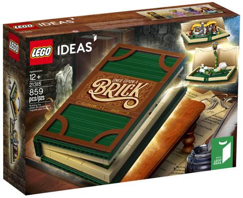 LEGO Ideas Pop-Up Book Set #21315