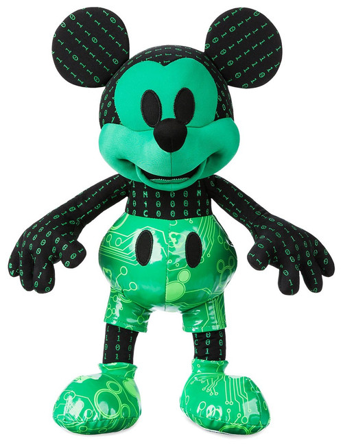 Disney Mickey Mouse Memories Mickey Mouse Exclusive 15-Inch Plush [Binary Print]