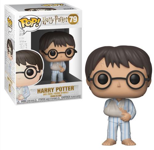 Funko POP! Movies Harry Potter Vinyl Figure #79 [With PJs]