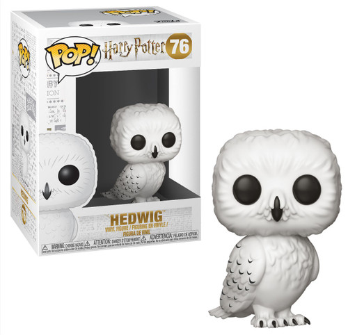 Funko Harry Potter POP! Movies Hedwig Vinyl Figure #76