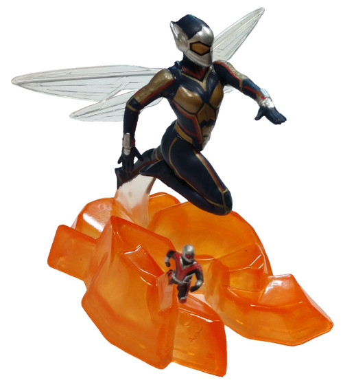Disney Marvel Ant-Man and the Wasp Hope van Dyne as Wasp PVC Figure [Loose]
