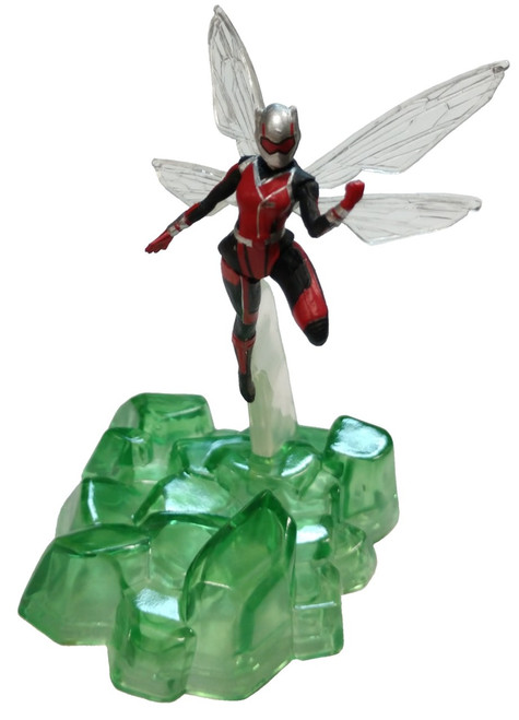 Disney Marvel Ant-Man and the Wasp Janet van Dyne as Wasp PVC Figure [Loose]