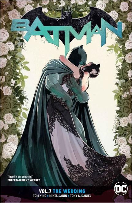 DC Batman The Wedding Trade Paperback Comic Book Volume 7