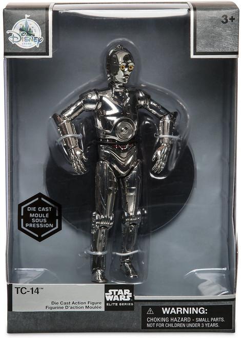 Disney Star Wars Phantom Menace Elite Series TC-14 6-Inch Diecast Figure