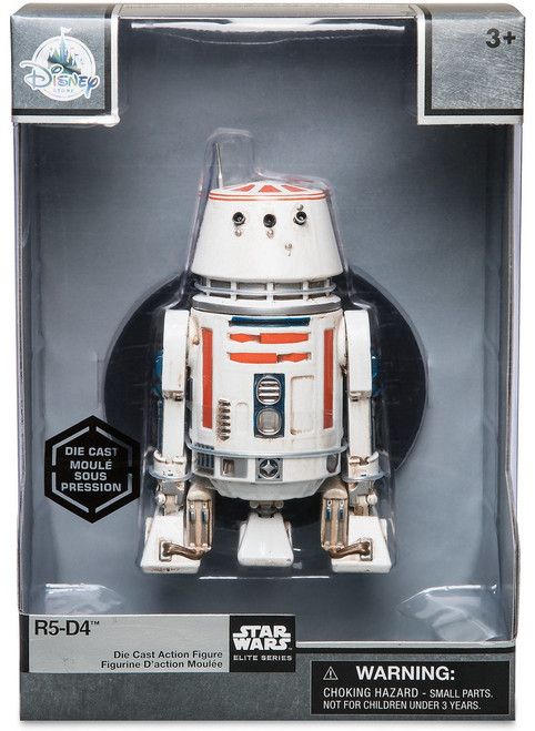 Disney Star Wars A New Hope Elite Series R5-D4 6-Inch Diecast Figure