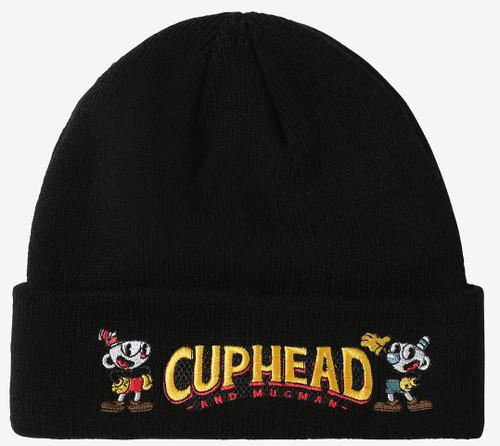 Cuphead & Mugman Beanie Cap