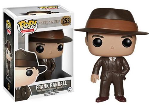 Funko Outlander POP! TV Frank Randall Vinyl Figure #253 [Damaged Package]