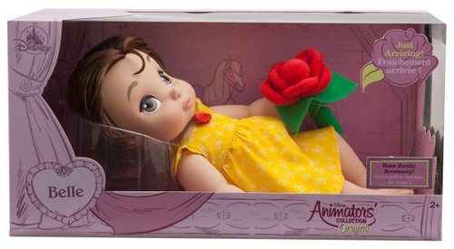 Disney Princess Beauty and the Beast Animators' Collection Belle Exclusive 12-Inch Doll