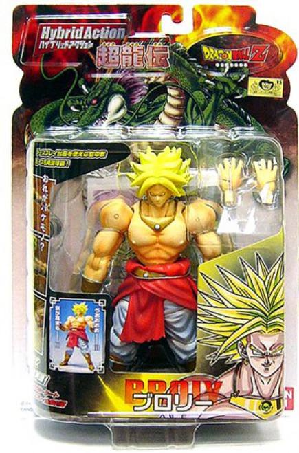 Dragon Ball Z Hybrid Broly Action Figure