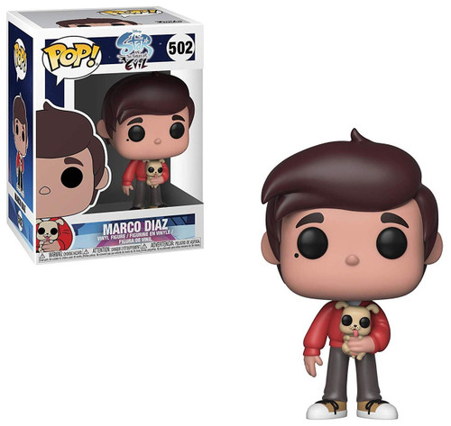 Funko Star Vs. The Forces of Evil POP! Disney Marco Diaz Vinyl Figure #502