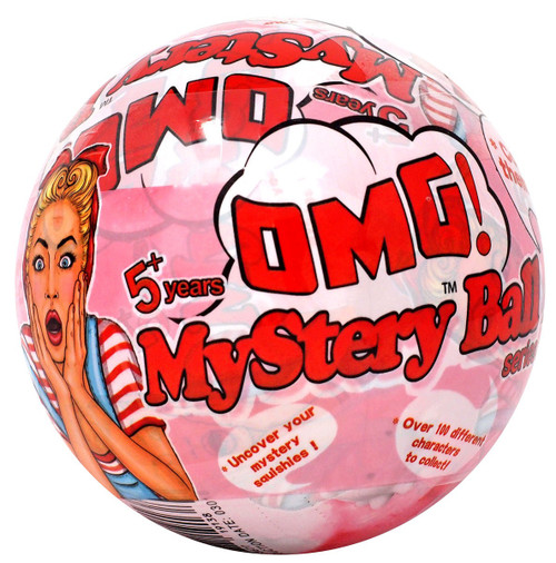 Series 1 OMG! Mystery Ball Mystery Pack