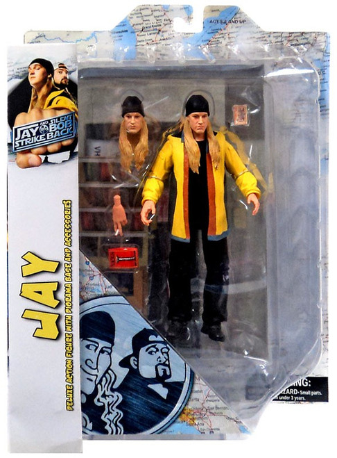 Jay & Silent Bob Strike Back Jay Action Figure