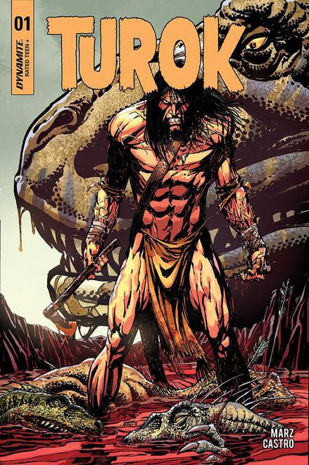 Dynamite Entertainment Turok #1 Comic Book