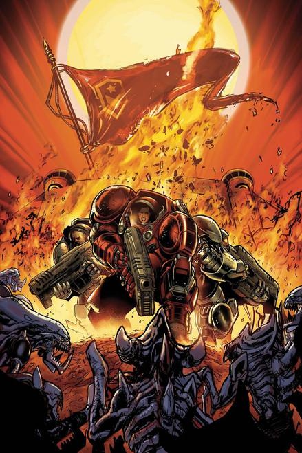 Dark Horse Starcraft Soldiers #1 of 4 Comic Book