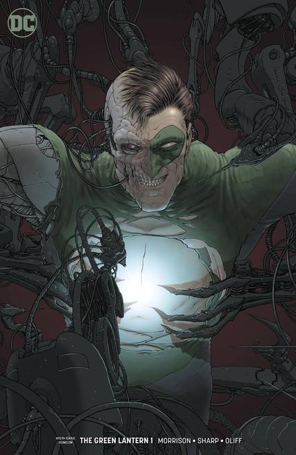 DC Green Lantern #1 Comic Book [Frank Quitely Variant Cover]