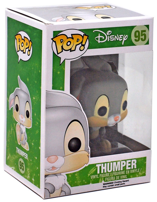 Funko Bambi POP! Disney Thumper Vinyl Figure #95 [Non-Mint]