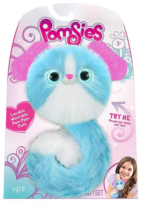 Pomsies Lulu Plush Toy