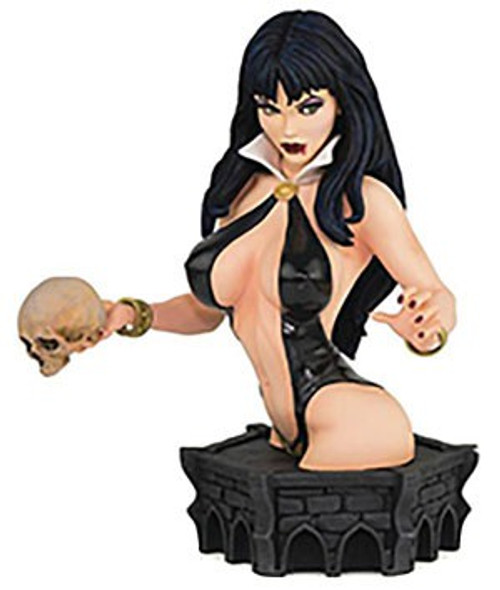 Women of Dynamite Vampirella Bust [Black Costume]