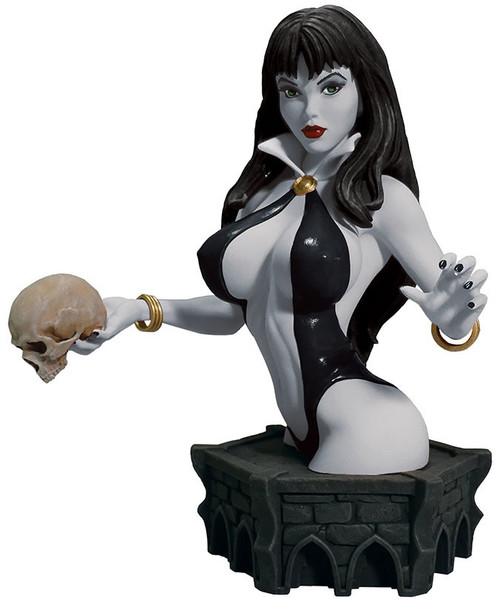 Women of Dynamite Vampirella Bust [Black & White]