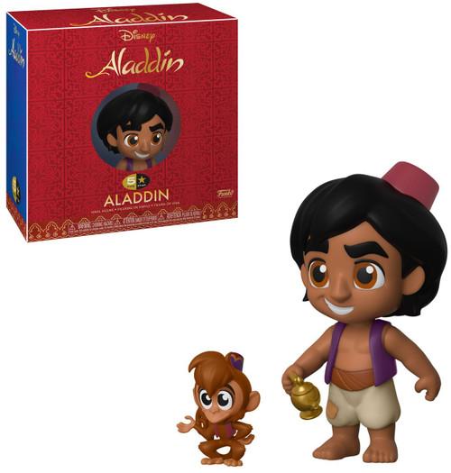 Disney Funko 5 Star Aladdin Vinyl Figure