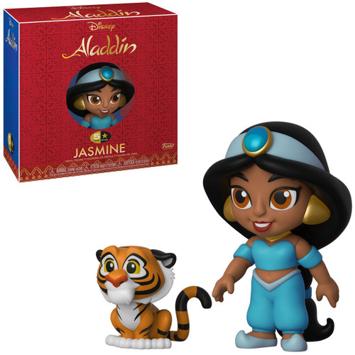 Disney Aladdin Funko 5 Star Jasmine Vinyl Figure