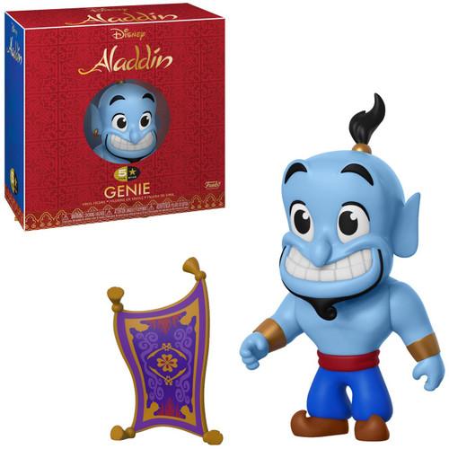 Disney Aladdin Funko 5 Star Genie Vinyl Figure