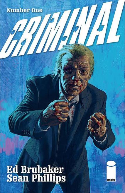 Image Comics Criminal #1 Comic Book