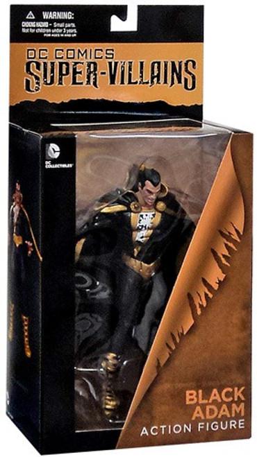 DC Super Villains The New 52 Black Adam Action Figure
