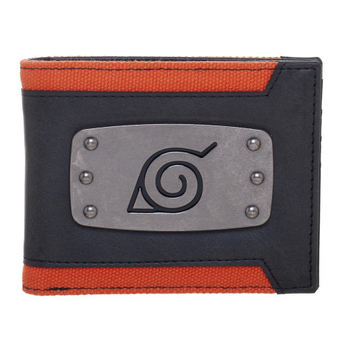 Naruto Shippuden Bi-Fold Wallet