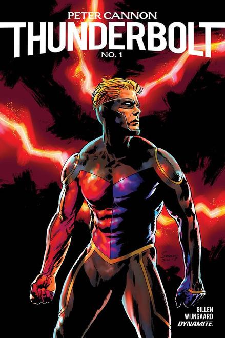 Dynamite Entertainment Peter Cannon Thunderbolt #1 Comic Book