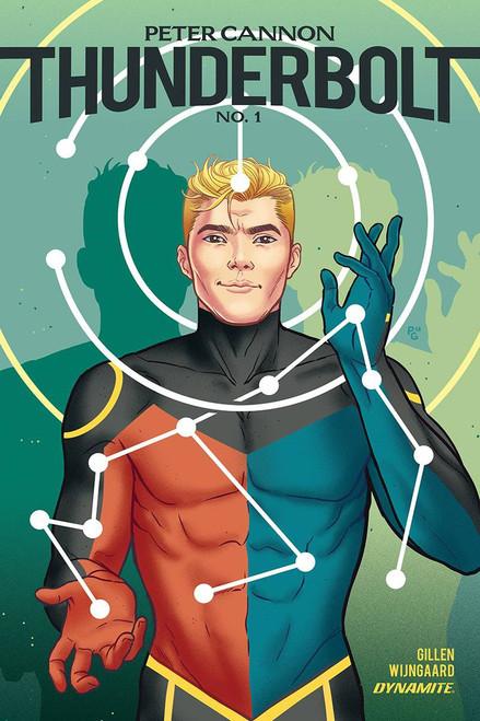 Dynamite Entertainment Peter Cannon Thunderbolt #1 Comic Book [Paulina Ganucheau Cover D]