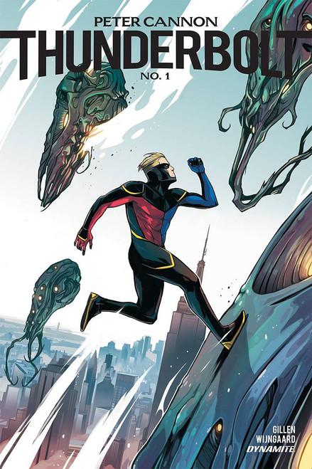 Dynamite Entertainment Peter Cannon Thunderbolt #1 Comic Book [Caspar Wijngaard Cover E]