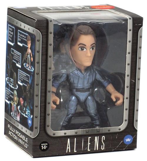Aliens Lance Bishop Exclusive Vinyl Figure [Metallic]