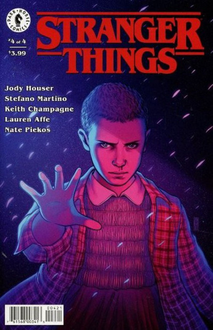 Dark Horse Stranger Things #4 Comic Book [Jen Bartel Variant Cover]