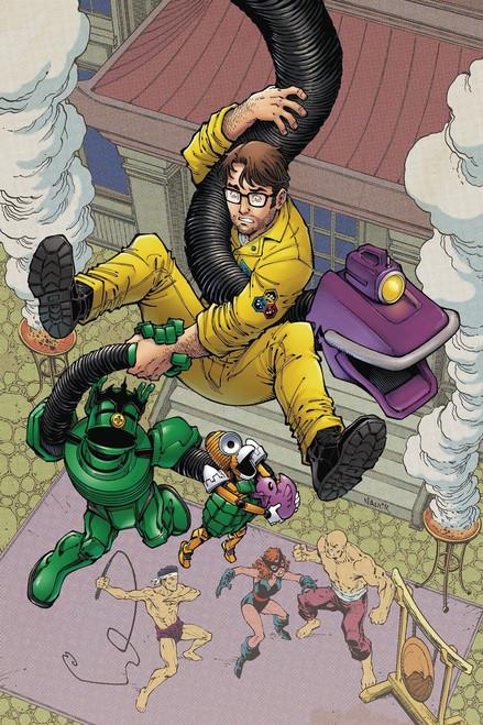 Dark Horse Mystery Science Theater 3000 #4 Comic Book