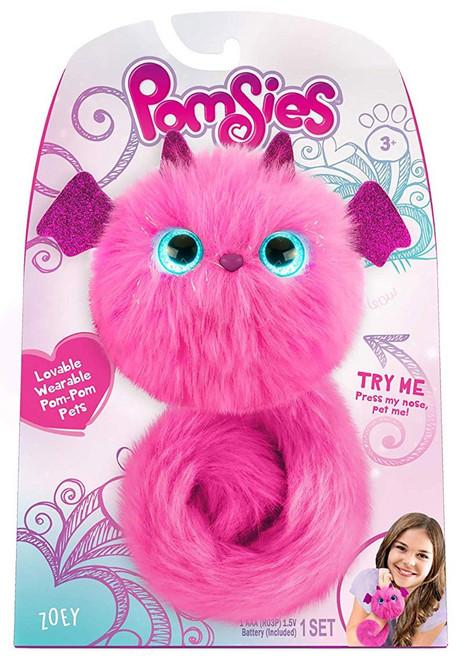 Pomsies Zoey Plush Toy