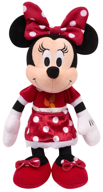 Disney Harvest Minnie Mouse 9-Inch Plush