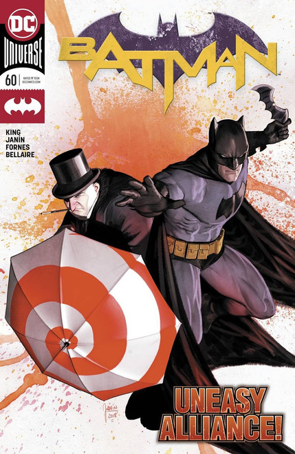 DC Batman #60 Comic Book