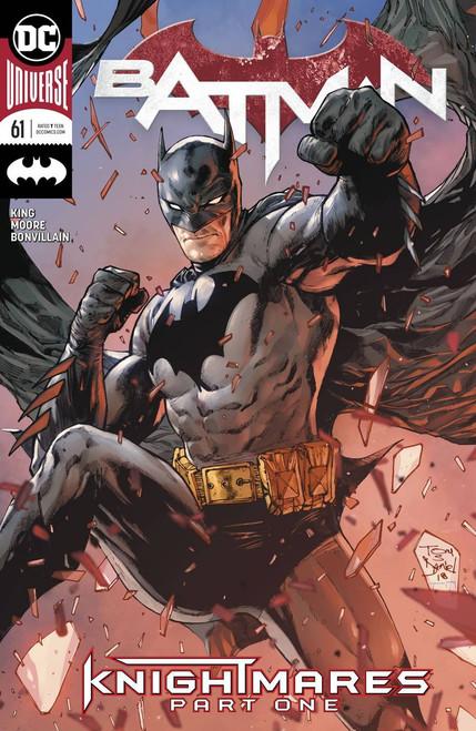 DC Batman #61 Comic Book