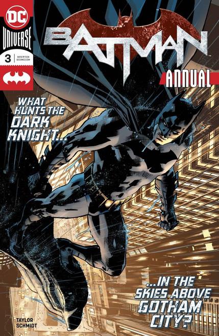 DC Batman #3 Annual Comic Book