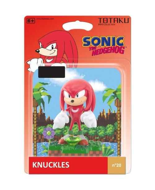 Sonic The Hedgehog TOTAKU Collection Knuckles Exclusive Vinyl Figure #20