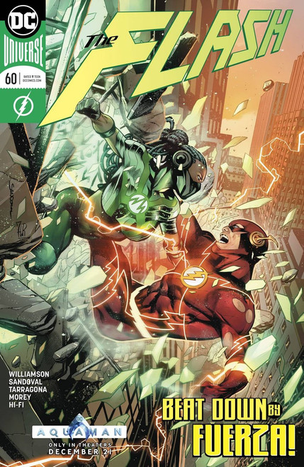 DC The Flash #60 Comic Book
