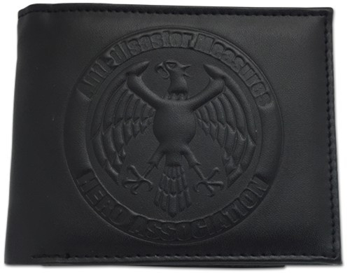 One Punch Man Hero Association Wallet