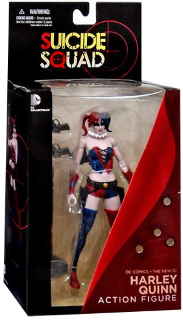 DC Suicide Squad The New 52 Harley Quinn Action Figure [Damaged Package]