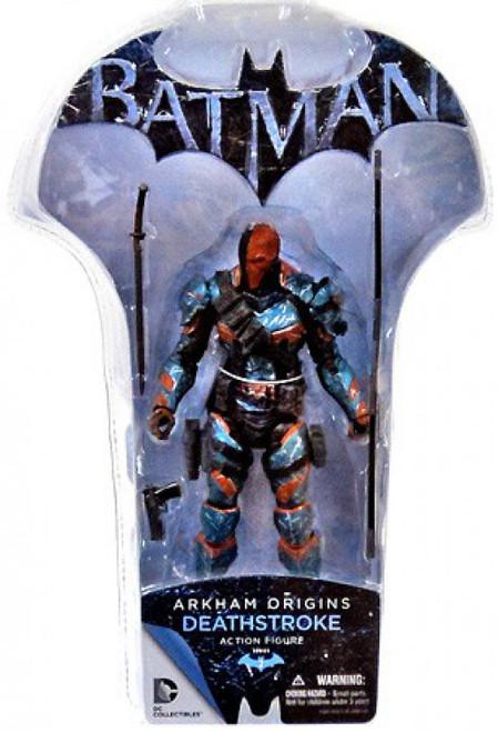 Batman Arkham Origins Series 2 Deathstroke Action Figure