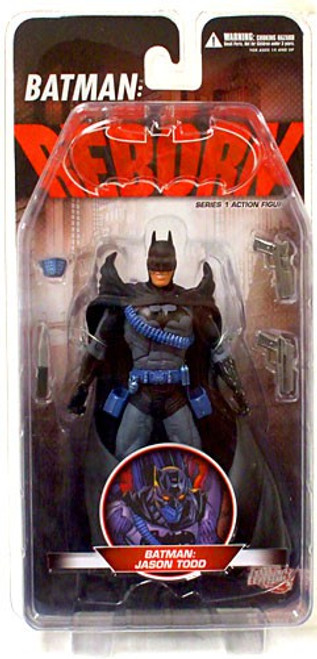 Batman Reborn Series 1 Batman: Jason Todd Action Figure
