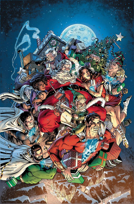 DC Shazam! #2 Comic Book
