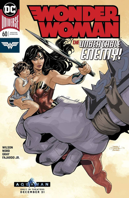 DC Wonder Woman #60 Comic Book