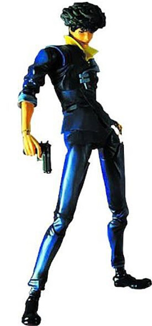 Cowboy Bebop Play Arts Kai Spike Spiegel Action Figure [Damaged Package]